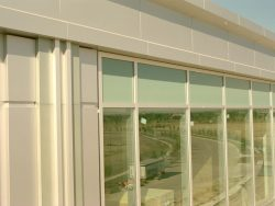 Sep-2000    Fluor Daniel Office Building -