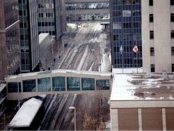 Nov-1991    Pedestrian Walkbridge